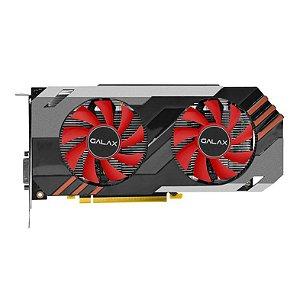 PLACA DE VIDEO 6GB PCIEXP GTX 1060 OC 60NRH7DSN5E6 192 BITS GDDR5 ENTUSIASTA GALAX BOX