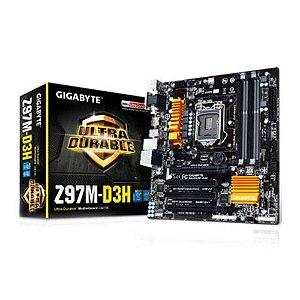 PLACA MAE 1150 GA-Z97M-D3H GIGABYTE BOX