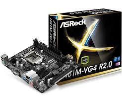 PLACA MAE 1150 MICRO ATX H81M-VG4 R2.0 DDR3 ASROCK BOX