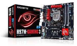 PLACA MAE 1150 S/V/GL GA-H97M-GAMING3 DDR3 USB 3.0 GIGABYTE BOX