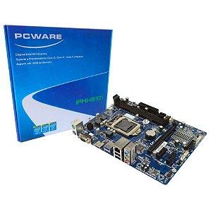PLACA MAE 1150 S/V/R IPMH81-G1 DDR3 PCWARE BOX