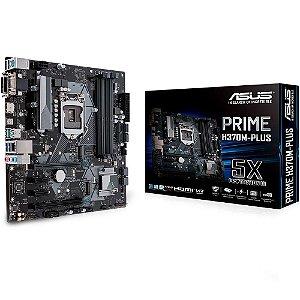 PLACA MAE 1151 ATX H370M-PLUS DDR4 PRIME ASUS BOX