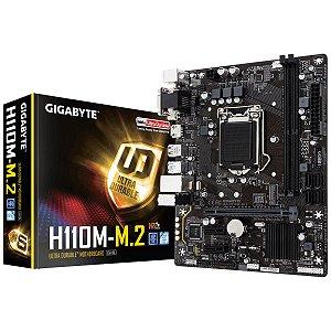 PLACA MAE 1151 MICRO ATX GA-H110M-M.2 DDR4 GIGABYTE BOX