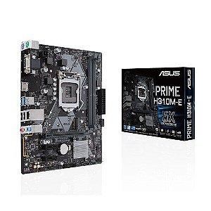 PLACA MAE 1151 MICRO ATX H310M-E/BR DDR4 PRIME ASUS BOX