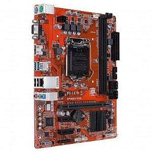 PLACA MAE 1151 MICRO ATX IPMH110G DDR3 PCWARE BOX