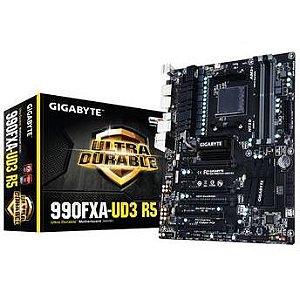 PLACA MAE AM3 GA-990XA-UD3 R5 DDR3 1866MHZ SATA GIGABYTE BOX