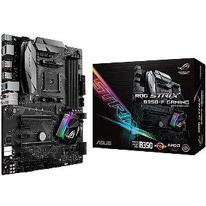 PLACA MAE AM4 ATX B350-F DDR4 GAMING ROG STRIX ASUS BOX