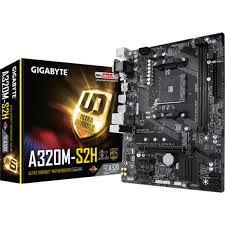 PLACA MAE AM4 MICRO ATX A320M-S2H DDR4 GIGABYTE BOX