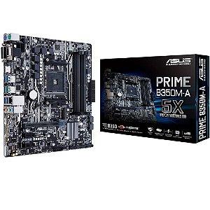 PLACA MAE AM4 MICRO ATX B350M-A DDR4 PRIME ASUS BOX
