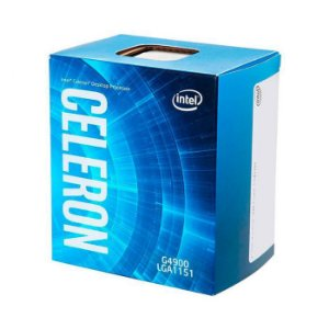 PROC 1151 CELERON G4900 3.10GHZ COFFEE LAKE 2 MB CACHE DUAL CORE INTEL BOX