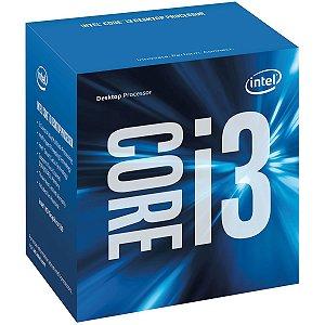 PROC 1151 CORE I3 6100 3.70GHZ SKYLAKE 3 MB CACHE INTEL BOX