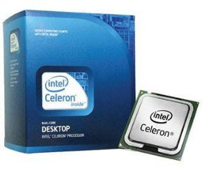 PROC 1155 CELERON G1610 2,6 GHZ 2 MB CACHE INTEL BOX