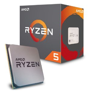 PROC AM4 RYZEN 5 2600 3.4 GHZ AMD BOX