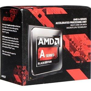 PROC FM2 QUAD-CORE A10-7860K 4.0GHZ KAVERI 4 MB CACHE BLACK EDITION AMD BOX