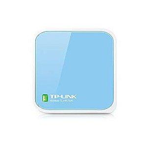 ROTEADOR 150 MBPS WIRELESS TL-WR702N 1 PORT 10/100 LAN/WAN TP LINK BOX