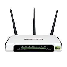 ROTEADOR 300 MBPS WIRELESS TL-WR941ND 1 PORT WAN 4 PORT LAN TP LINK BOX