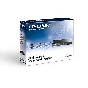 ROTEADOR TL-R470T BROADBAND TP LINK BOX IMPORTADO