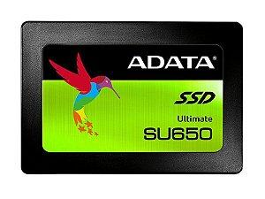 SSD 120GB SATA 6GB/S ASU650SS-120GT-C ADATA BOX
