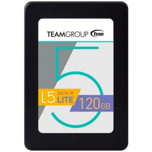 SSD 120GB SATA III T2535T120G0C101 L5 LITE TEAM GROUP BOX