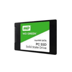 SSD 240GB SATA III WDS240G2G0A WD GREEN WESTERN DIGITAL BOX