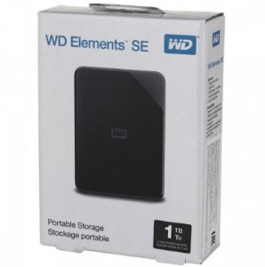 HD 1000GB USB 3.0 WDBEPK0010BBK-WESN EXTERNO WESTERN DIGITAL BOX