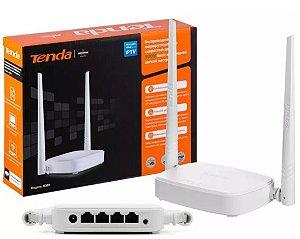 ROTEADOR 300 MBPS WIRELESS N301 2 ANTENAS TENDA BOX