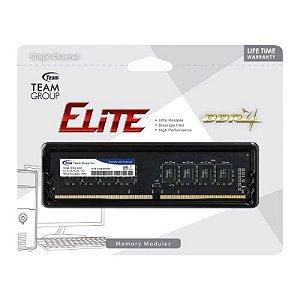MEMORIA 4GB DDR4 2400 MHZ TED44G2400C1601 TEAM GROUP BOX