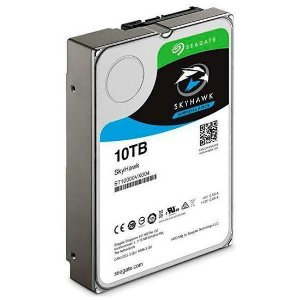 HD 10TB SATA3 ST10000VX0004 SKYHAWK SEAGATE BOX