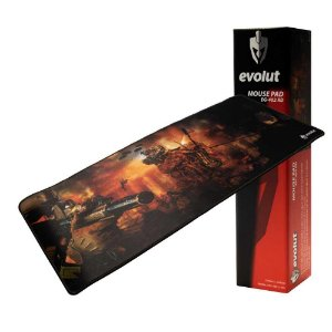 MOUSE PAD EG-402 GAMER 700X300MM EVOLUT BOX