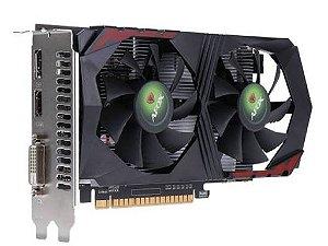 PLACA DE VIDEO 2GB PCIEXP GTX 1050 AF1050-2048D5H2 128BITS GDDR5 AFOX BOX