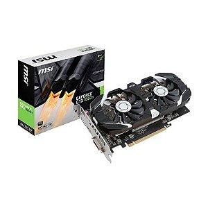 PLACA DE VIDEO 4GB PCIEXP GTX 1050 TI OC 912-V809-3051 128BITS DDR5 MSI BOX