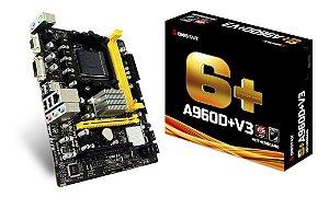 PLACA MAE AM3 MICRO ATX A960D V3 DDR3 VGA   DVI BIOSTAR BOX