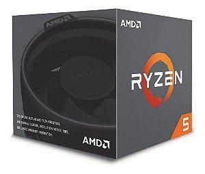 PROC AM4 RYZEN 5 2600X 4.2 GHZ YD260XBCAFBOX AMD BOX