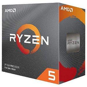 PROC AM4 RYZEN 5 3600X 3.80GHZ 100-100000022BOX AMD BOX