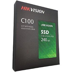 SSD 240GB SATA III HS-SSD-C100/240 HIKVISION BOX