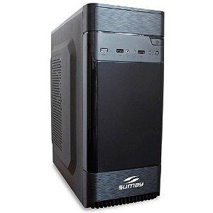 GABINETE 1 BAIA SM- GB1314 EASY C/FONTE 200W SUMAY BOX