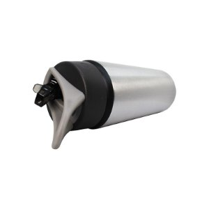 Squeeze de Alumínio para Sublimação Prata com Bico 'Nike' - 600ml