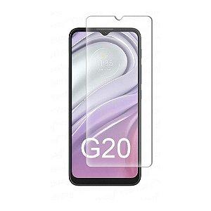 Película De Vidro Temperado Para Moto G10/G10 Power/G20/G30