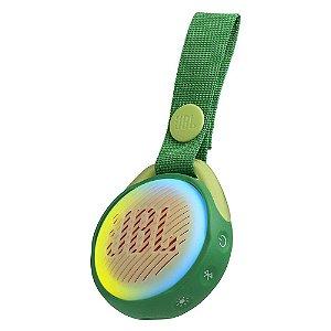 Caixa de Som JBL JR POP Bluetooth Verde 3W