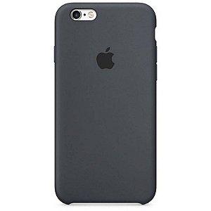 Capa iPhone 6 / 6s MKXQ2BZ/P Original Apple PRETO