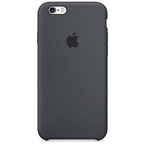 Capa para iPhone 6 / 6s Silicone Case PRETO MKXQ2BZ/P Apple