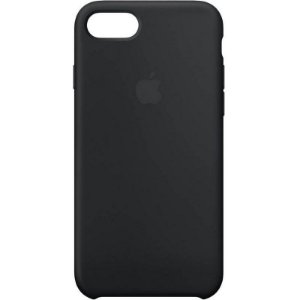 Capa Original Apple para iPhone 7 / 8 - Apple PRETA