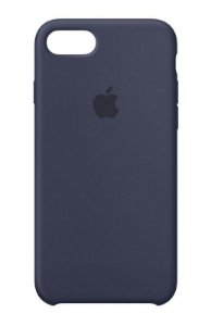 Capa Original Apple para iPhone 7 / 8, AZUL MARINHO - MKY23BZ/A Apple