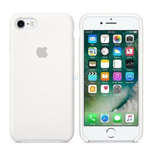 Capa Original Apple para iPhone 7 / 8 BRANCO- MKY23BZ/B Apple