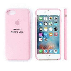 Case Apple de Silicone para iPhone 7 / 8, Rosa - MKY23BZ/R Apple