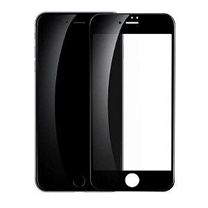 Película De Vidro 3D 5D Premium Apple Iphone 6 7 8 - Preta