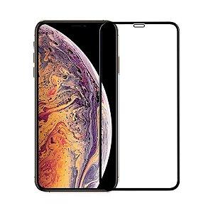 Película De Vidro 3D 5D Apple iPhone 11 / X / Xs 5.8 - Preta