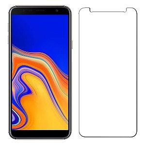 Película De Vidro Temperado Para Samsung Galaxy J4 Plus 2018