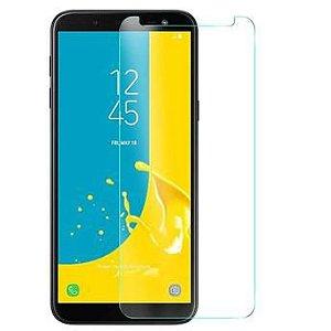 Película De Vidro Temperado Para Samsung Galaxy J8 2018