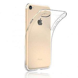 Capa Incolor Tpu Para Iphone 7 8 Silicone Maleavel